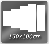 150cm x 100cm 5pcsv2