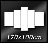 170cm x 100cm