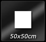 50cm x 50cm